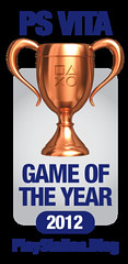 PS.Blog Game of the Year 2012 - PS Vita Bronze
