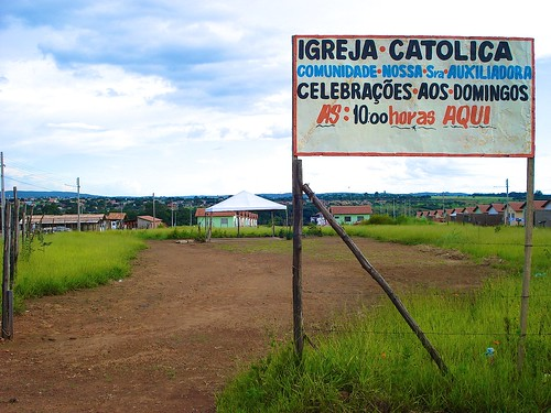 Real Conquista Project, Goiânia, Brazil. Permission to build actual church and community center is still pending since 2007.