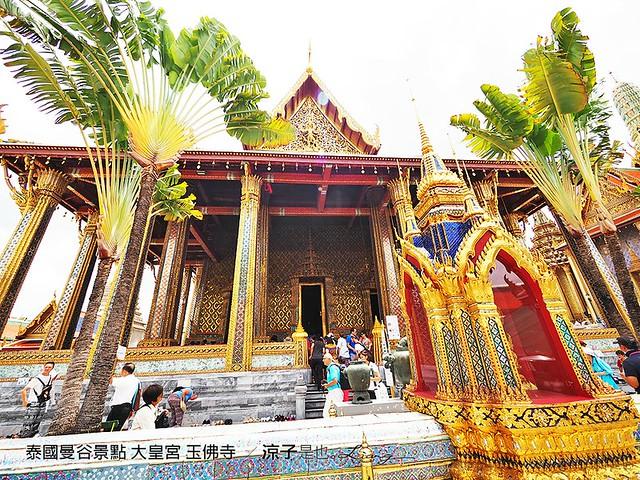 泰國曼谷景點 大皇宮 玉佛寺  34