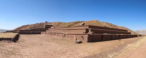 Tiwanaku: la pyramide dont les pierres ont été pillées par les Espagnols pour construire des églises