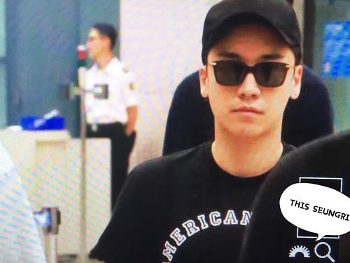 BIGBANG arrival Seoul from Macao 2016-09-05 (9)