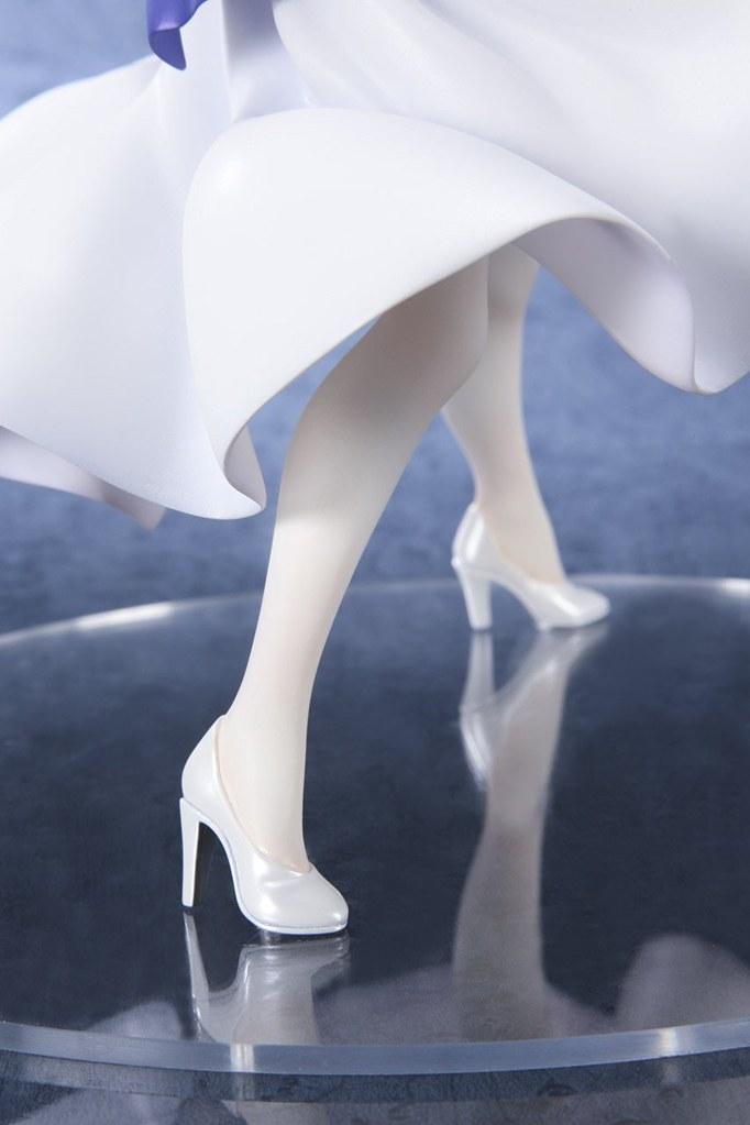 我已發誓要成為守護他的劍! Fate/stay night [UBW] Saber 白色禮服ver.  セイバー 白ドレスVer.