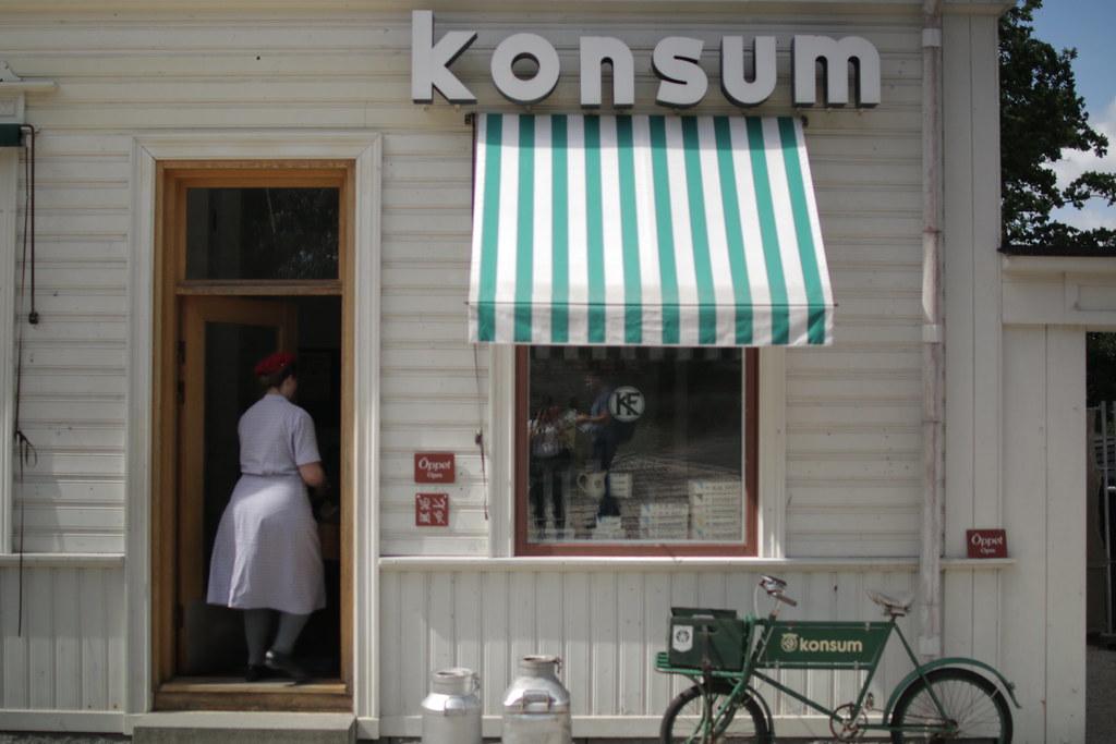 Stockholm Skansen Museum shop