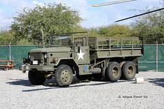 Kaiser M35A2 Cargo 6x6 Truck Deuce and Half 65 Com Eng