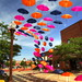 Festive Umbrellas