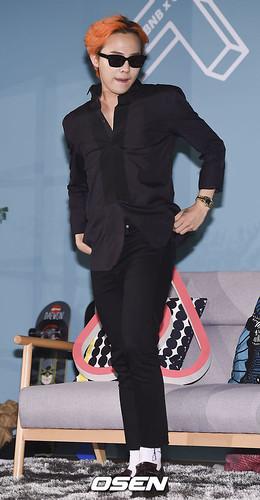 G-Dragon - Airbnb x G-Dragon - 20aug2015 - Osen - 07