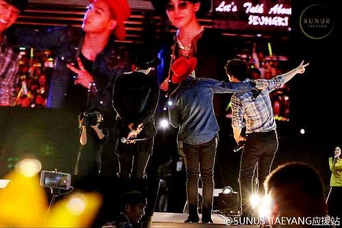 Tae Yang - V.I.P GATHERING in Harbin - 21mar2015 - SUNANDUS - 08