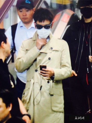 Big Bang - Beijing Airport - 05jun2015 - TOP - Cammcm - 01