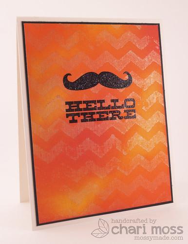 MustacheHello