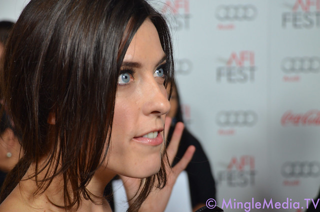AFI Fest for LIFE OF PI and LA TIMES YOUNG HOLLYWOOD Red Carpet