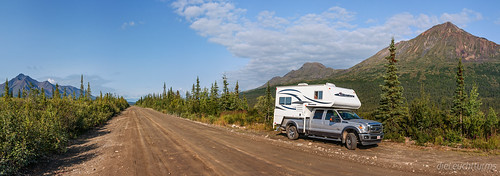 The World longest campground