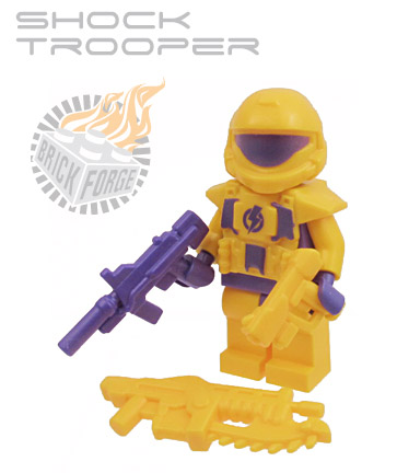 Shock Trooper - Lightning Squad
