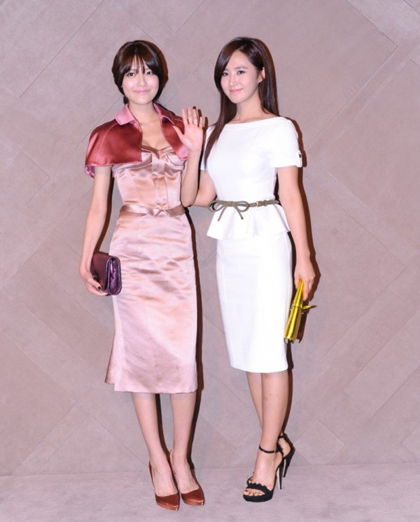 9d Girl's Generation at the Burberry event in Pacific Place Hong Kong