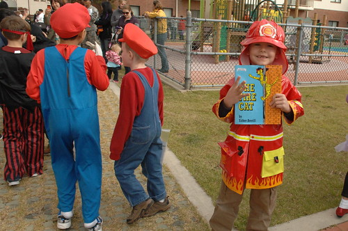 Storybook Character Parade – U.S. Army Garrison Humphreys – 31 October 2012
