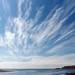 El cielo, el lago y el rio