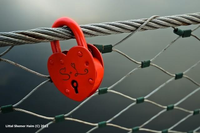 Heart lock # מפתח הלב