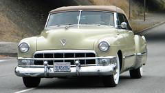 1949 Cadillac Series 62 Convertible '3LNS684' 1
