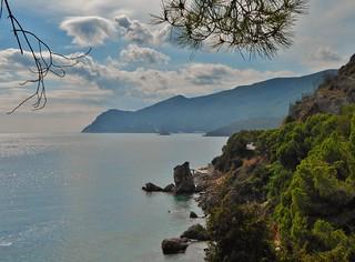 The Coast of Portugal