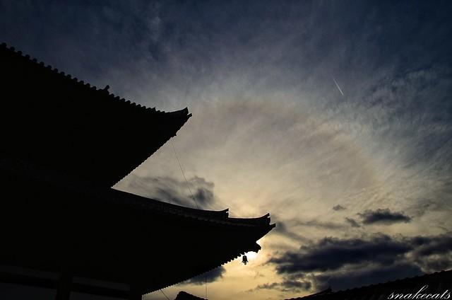 「日輪」 東福寺 - 京都