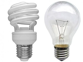CFL vs incandescent
