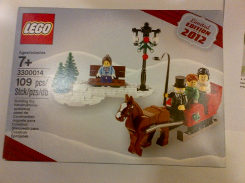 Lego 2012 Holiday Set #3300014