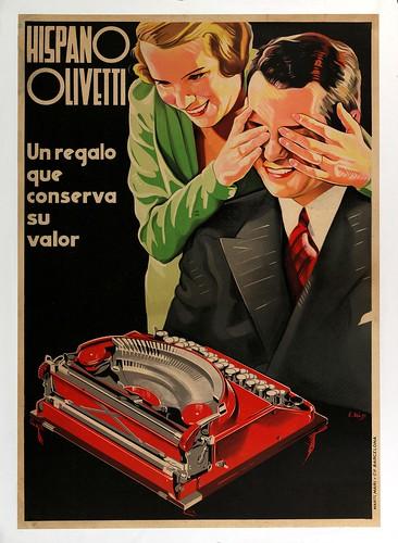 014-Hispano Olivetti-1930-Copyright Biblioteca Nacional de España