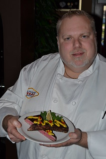 Chef Keith Angell