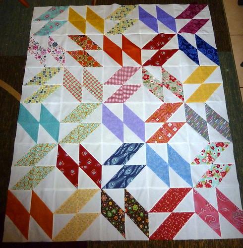 Hurricane Sandy Relief Quilt #2