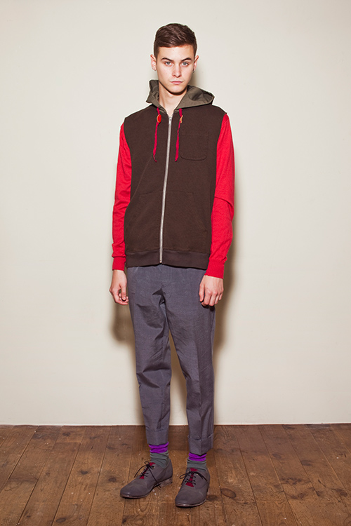 Joseph 0008_UNDERCOVERISM SS13 Lookbook(FASHION PRESS)