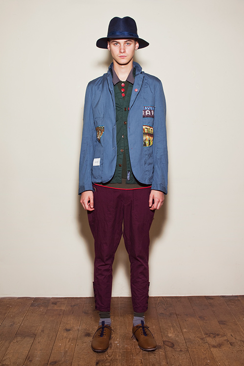 Joseph 0014_UNDERCOVERISM SS13 Lookbook(FASHION PRESS)