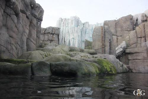 101 Anlage besteht nur aus Felsen