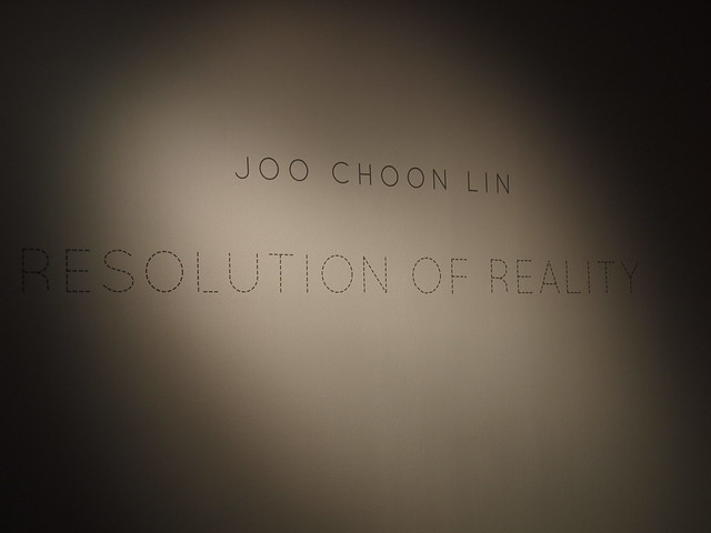 "Joo Choon Lin's ""Resolution of Reality"""