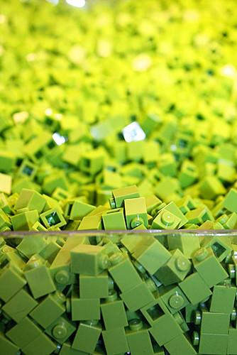 DisneyDowntown_Lego_Green-Legos