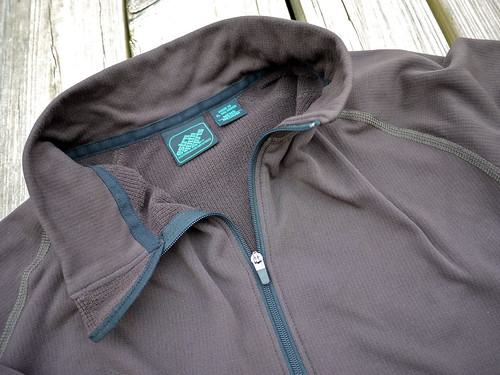 EMS Power Dry 1/4 Zip Fleece