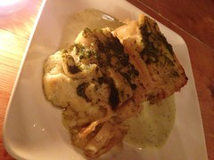 Pesto Lasagna with a Shaved Fennel Salad - City Grit