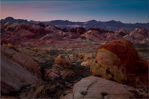 Valley of Fire - Overton, Nevada