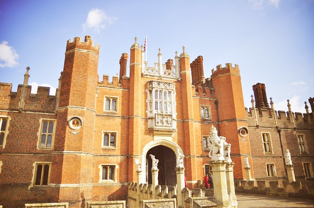 A day at Hampton Court