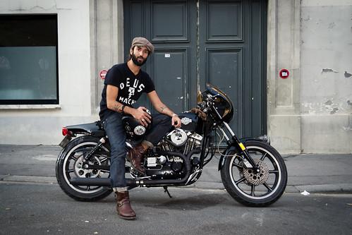 Harley Davidson XLCR 1000