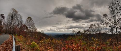 autumn mountains fall unitedstates cleveland southcarolina herowinner