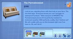The Permaloveseat