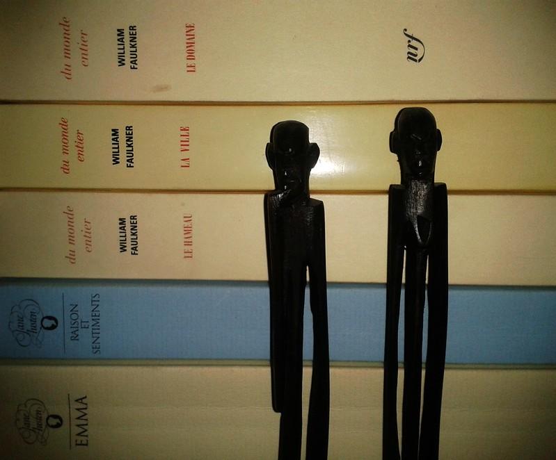 Hasards métonymiques I (La Bibliothèque)