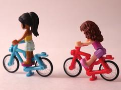 Friends #3184: Adventure Camper (Bikes)