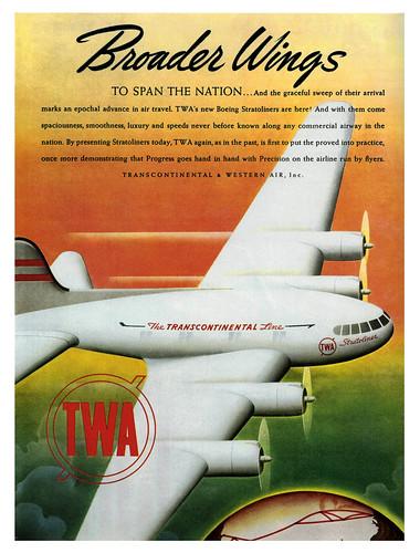 TWA Stratoliner