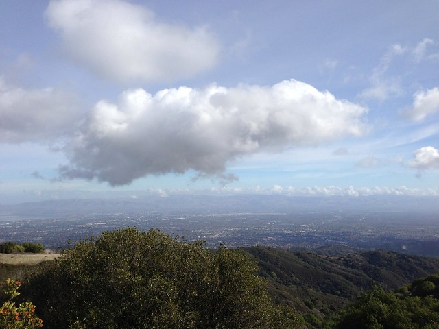 View from Montebello