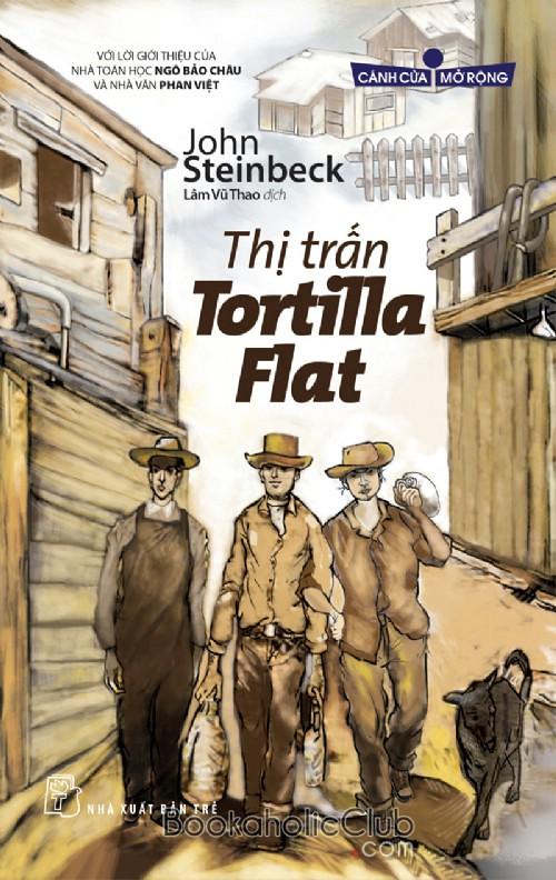 tortilla flats ap book report