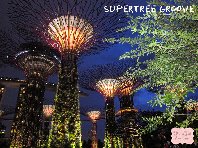 SuperTree Groove (Night)