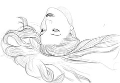 krista drawing