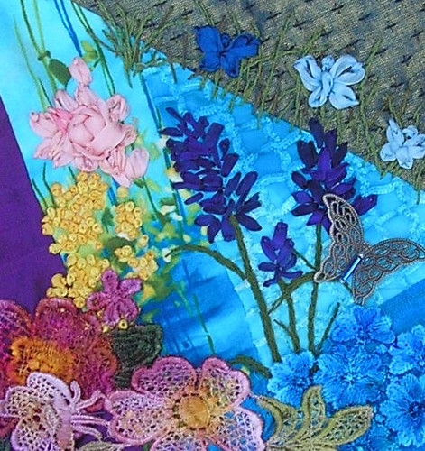 water garden - nicki by Pinyon Creek Stitchin'