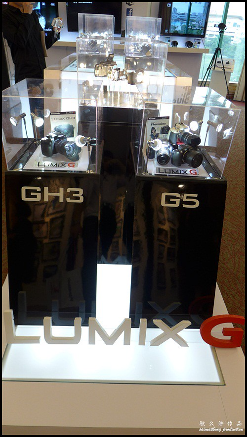 Lumix GH3, Lumix G5 - Launch of Panasonic Latest Lumix 2012 Series @ Sunway Hotel