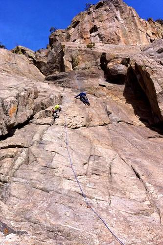 Boulder, CO Climbing